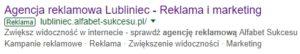 linki adwords